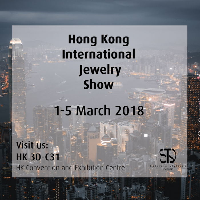 Styliano Jewelery at the Hong Kong showroom